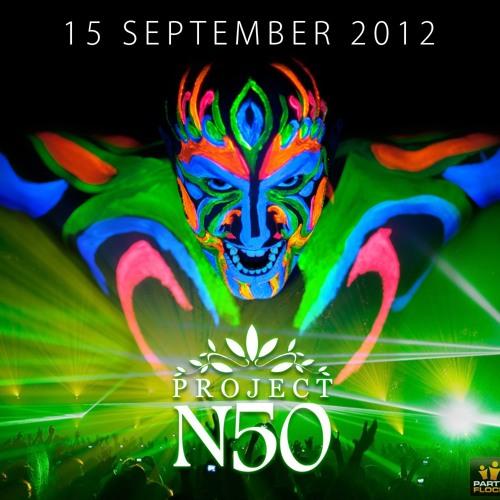 Razcal Live @ Project N50 - 2012 - Hardstyle Live Dj Mix