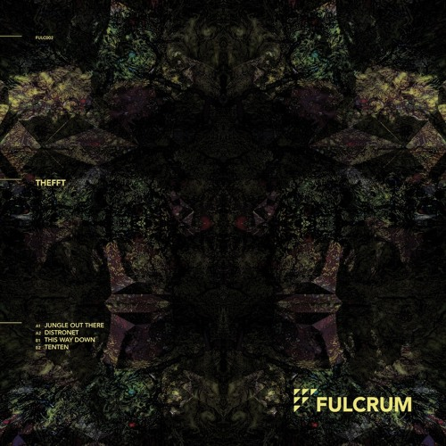 FULC002. Thefft - Distronet EP