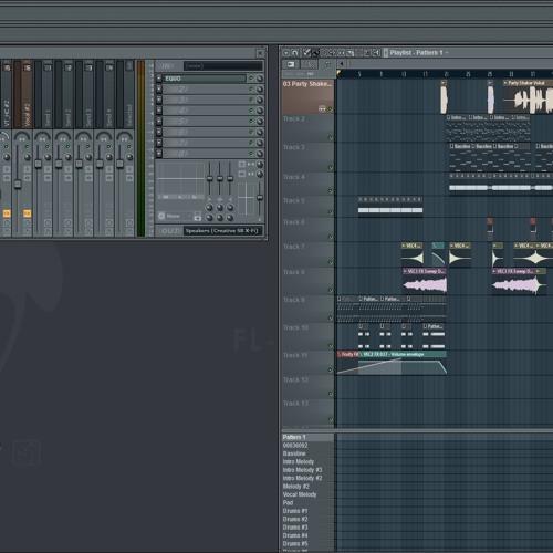 R.I.O - Party Shaker [Chrise-Remix]
