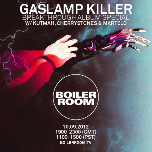 Gaslamp Killer 75 min Boiler Room DJ Set