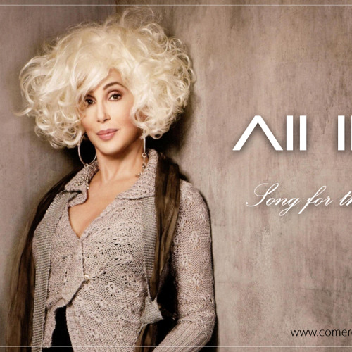 All IN 1 vs. Cher - Song for the lonely [REMIX]