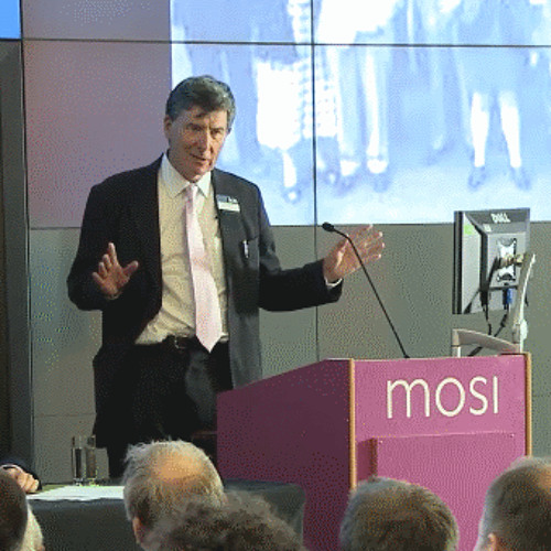 ICO Alan Turing Lecture 2012: Professor Christopher Andrew
