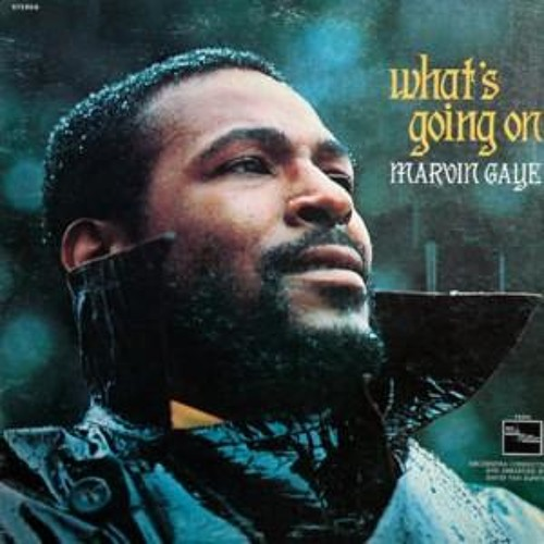 Marvin Gaye - Whats Going On - Henry`s Albertina Passage Retouch