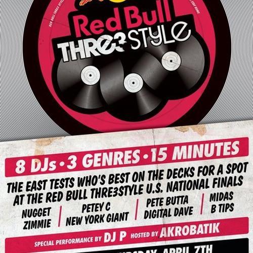 DJ Nugget - 2011 Redbull 3style Pittsburgh Set