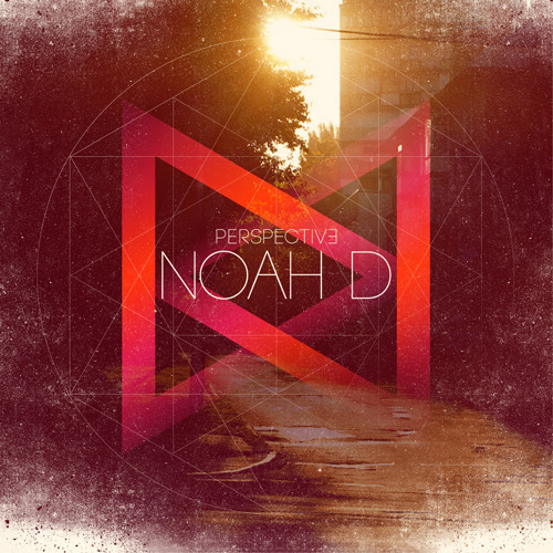 Noah D - Walk Alone - Perspective LP