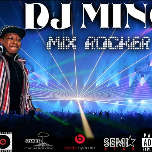 DJ MINO Mix Rocker (MIXTAPE)