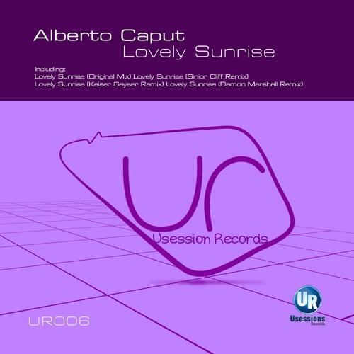 Alberto Caput - Lovely Sunrise (Damon Marshall Interpretation)_Clip