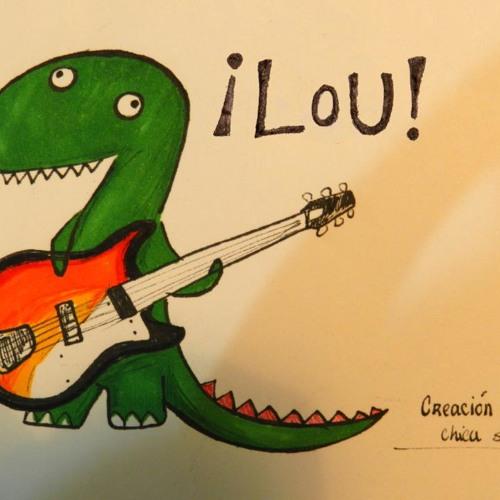 Lou alma de dinosaurio...
