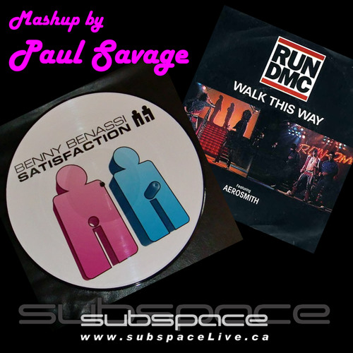 Paul Savage - Mashup - BENNY VS RUN DMC