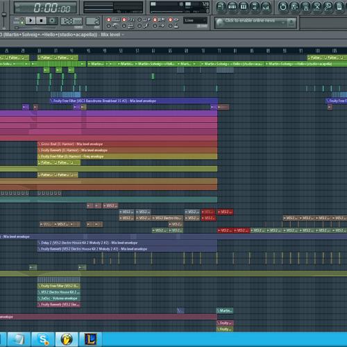 Hello (NevermindDJ Remix)