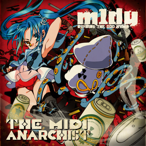 MDSTCD040 m1dy - THE MIDI ANARCHIST all tracks preview