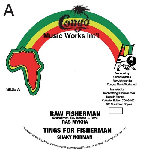 Ras Mykha - Raw Fisherman