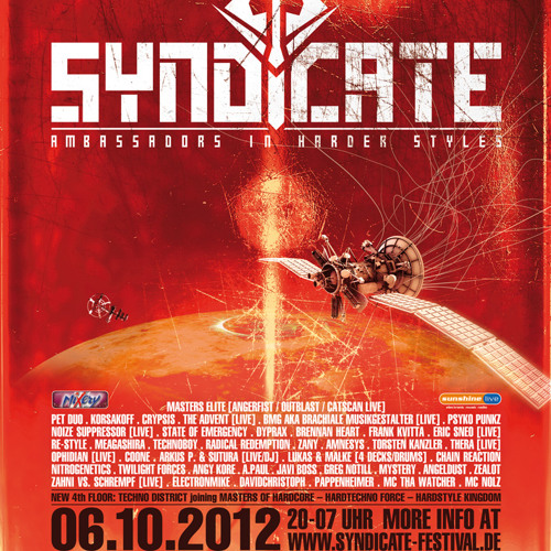 State of Emergency - Syndicate 6-10-2012 Promomix