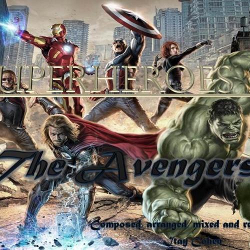 Superheroes 2 - The Avengers(Original soundtrack)