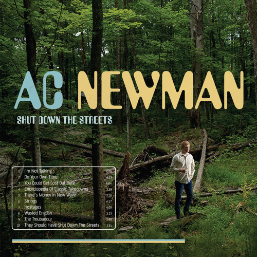 A.C. Newman - Encyclopedia of Classic Takedowns (Ft. Neko Case)