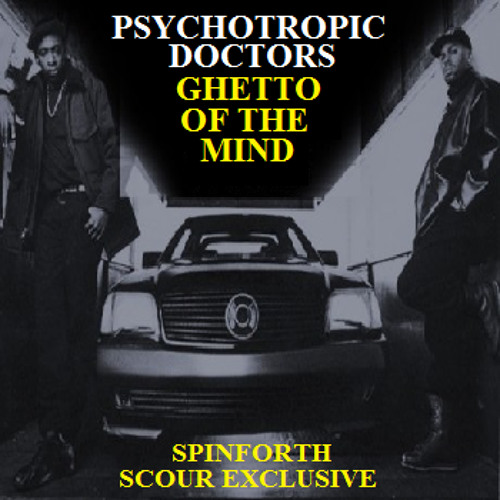 Psychotropic Doctors-Ghetto Of The Mind (Collaboration with Psychotropic Frequencies)