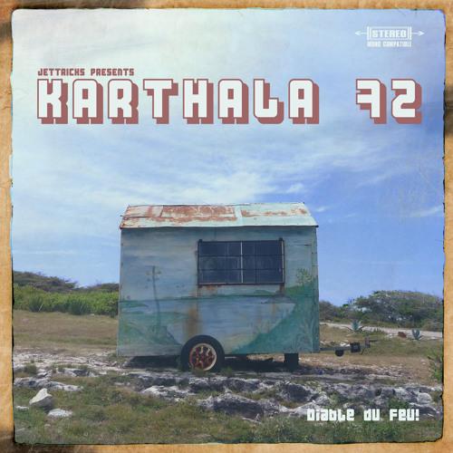 Karthala 72 'Diable Du Feu' LP Taster
