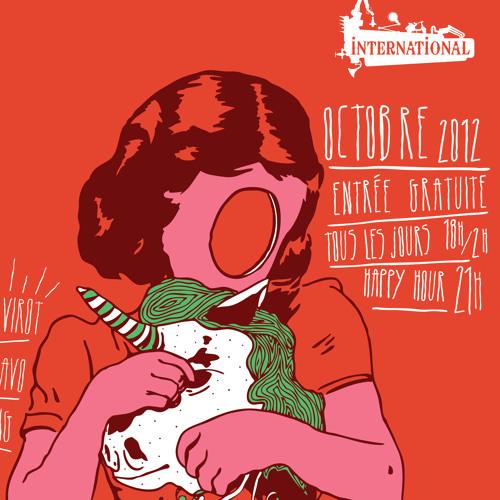 ELCASSETTE // Tonight // En concert le 12 octobre à l'International