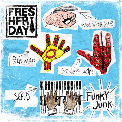 Seed_Funky Junk (Original Mix) FREE DOWNLOAD !!!!