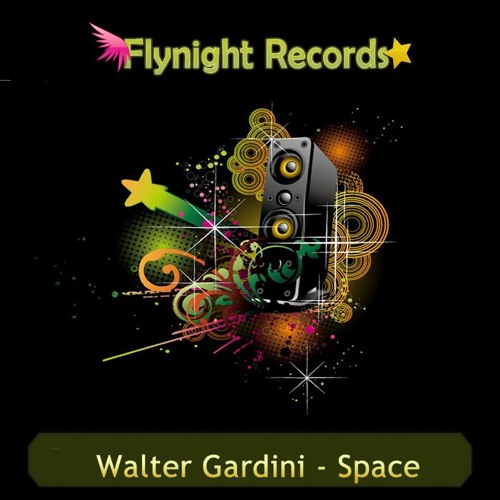 Walter Gardini-Space-FlyNightRecords
