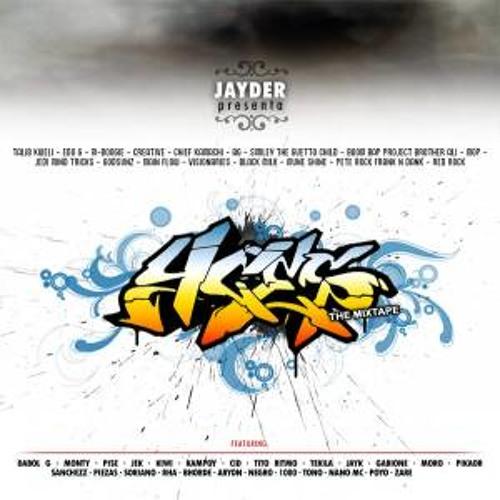 4CES. Jayder - Rha - Tito ritmo y Tekila (SKPosse)  - Inedito. 2008.