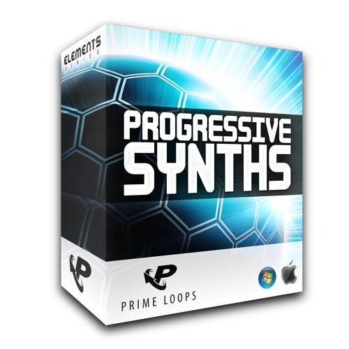 Progressive Synths [Sample Pack & MIDI Files Demo]