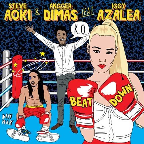FKi X Steve Aoki X Mannie Fresh Mashup - BeatDown #TwerkGold