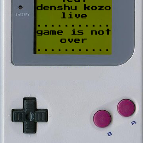 Game is not Over // Stabfinger feat denshu kozo (Scratch+liveset)