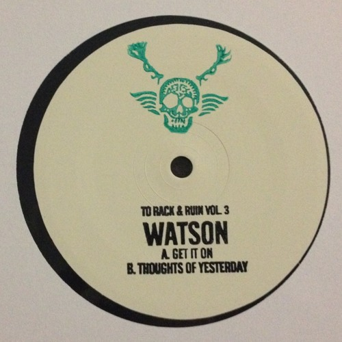 RR004 - Watson - Get it on (lo rez clip)