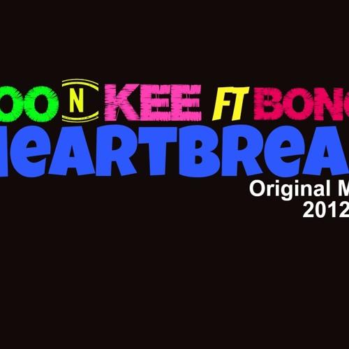 Boo 'N' Kee Ft BonGa - Heartbeark (2012) (DEMO)
