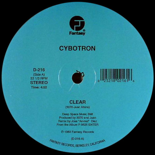 Clear - Synth Sequence Isolation