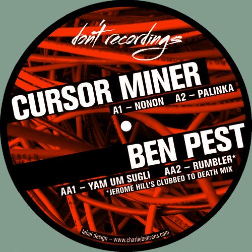 Don't 022 Preview. Cursor Miner/Ben Pest + Jerome Hill Remix