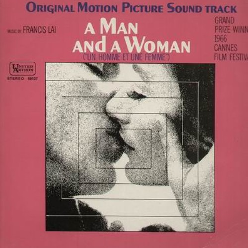 Francis Lai -  A Man And A Woman (music)