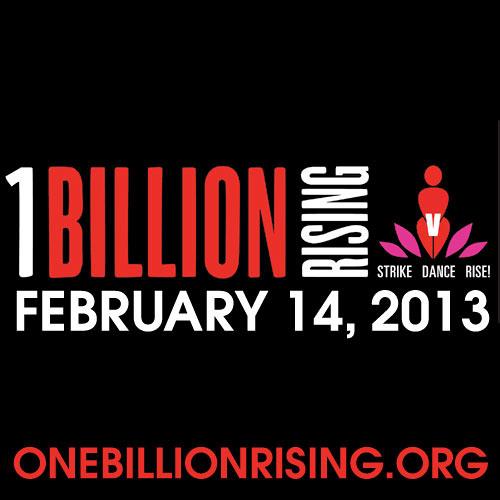 One Billion Rising by Catherine Feeny