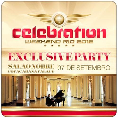 RAFAEL DELGADO PODCAST #025 (FRIDAY-21-SEPTEMBER-12) [Celebration Weekend Set]