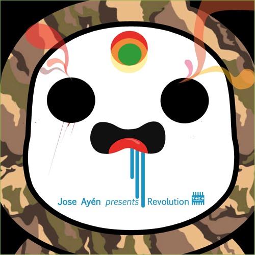 Jose Ayén-Revolution(Original Mix)