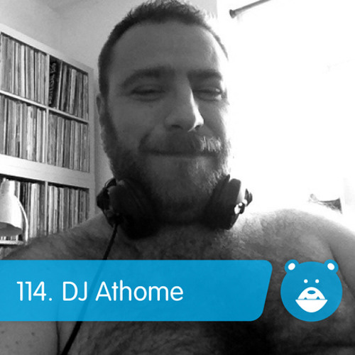 EMB114 - ATHOME Mix for electronic music bears