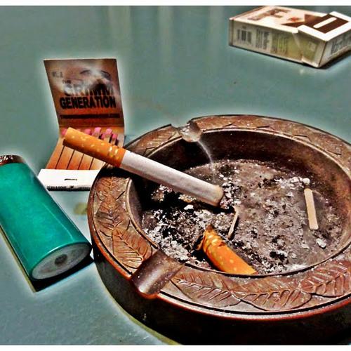Ri¢h with Cigarettes (demo) - The Grimm Generation