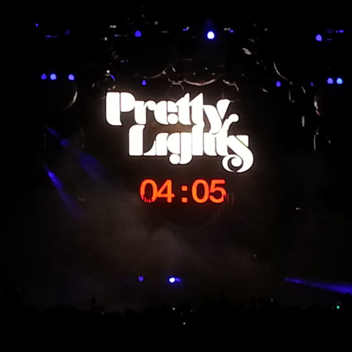 Pretty Lights Live At The Backyard 21 September Austin TX
