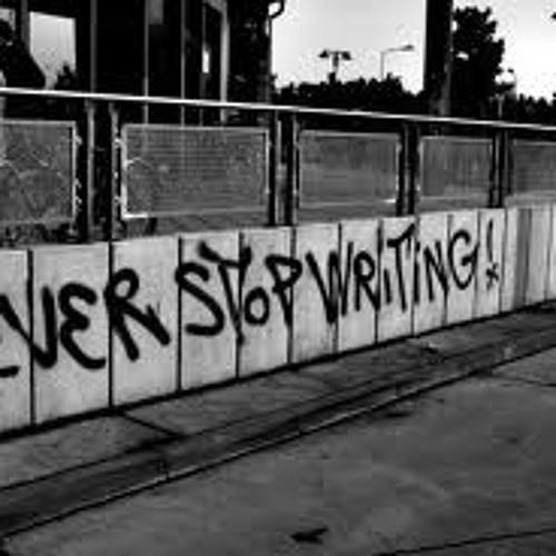 Never Stop (rough draft)