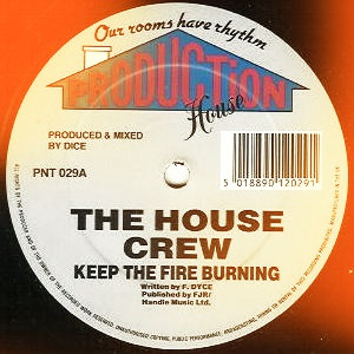The House Crew - Keep The Fire Burning (Shadow Child edit)