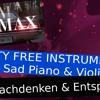 ♥ INSTRUMENTAL Trauer - SAD PIANO VIOLIN BEAT - Melodie zum Nachdenken, Tiefgründige Musik ARIES
