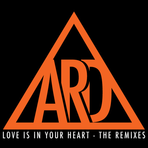A.R.D / Love is in your heart / Agelb(Vigoo & Nag) Remix
