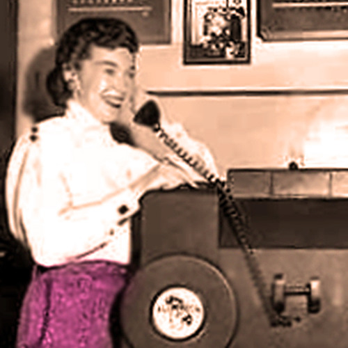 Mary Moore - Machine Intercept Recording (vintage analog carrier sound)