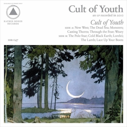 cult of youth - new west ( cult of youth lp 2011)