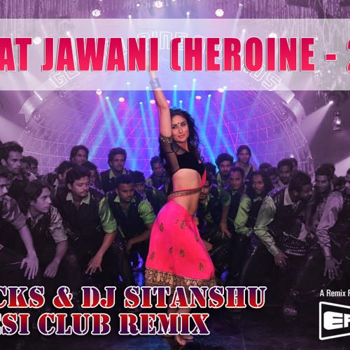 HALKAT JAWANI ( HEROINE 2012 ) DJ ROCKS & DJ SITANSHU DESI CLUB REMIX TG