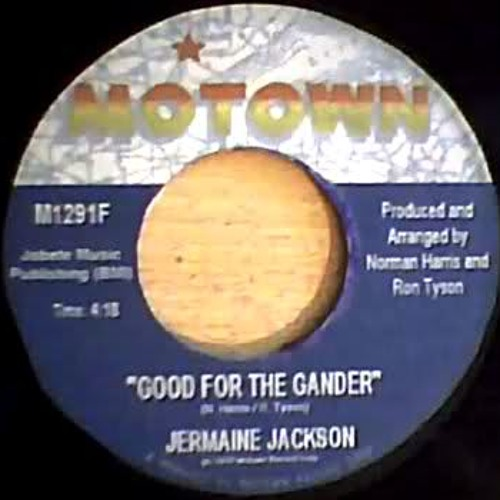 Jermaine Jackson – Good For The Gander (Disco Gold Edit)