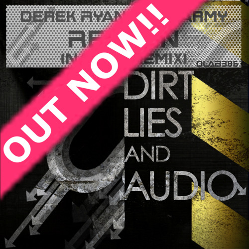 Derek Ryan Ft. Charmy - Reborn (Nanoo Remix) Out NOW! #15 in the Dubstep Charts