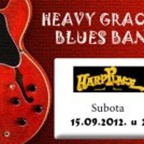 Heavy Grace Blues Band - Red House