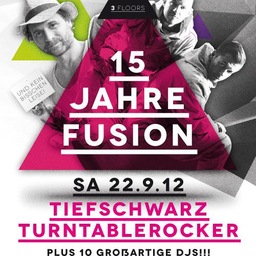 Michael Kruck - 15 Years Fusion Club 22.09.2012